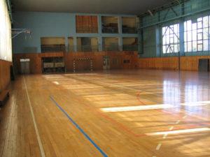 Sportovní hala Lázně Bělohrad