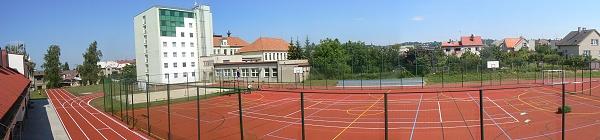 Atletický areál