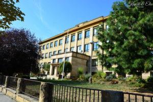 Zemědělská akademie budova Riegrova