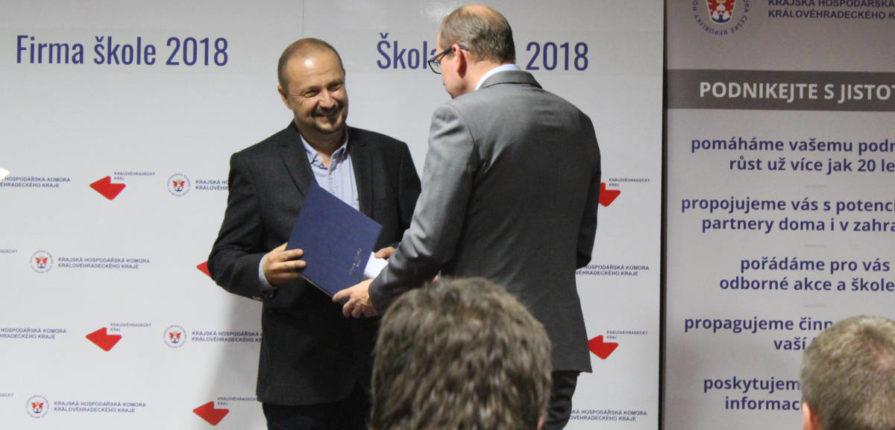 ŠKOLA FIRMĚ 2018