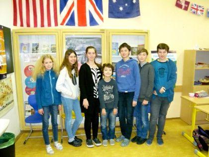foto účastníků kategorie IB