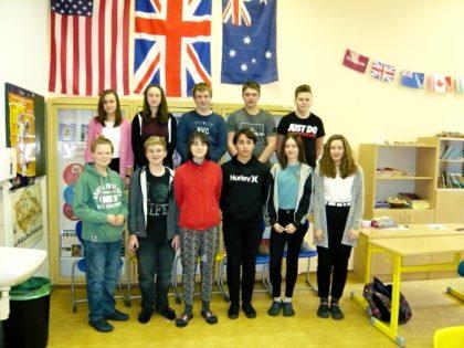 foto účastníků kategorie IIB