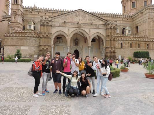 Výměnný pobyt v Cefalů