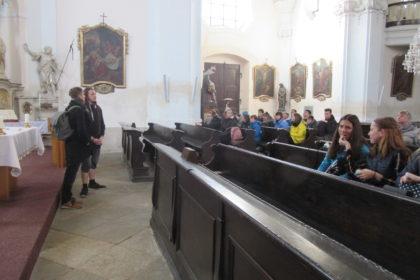 Kostel Narození Panny Marie v Hořicích