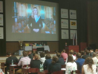 otázku soutěžícím položila i prezidentka SR Zuzana Čaputová