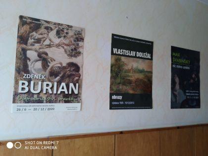 Úprava plakátů